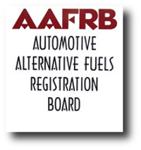 Automotive Alternative Fuels Registration Board